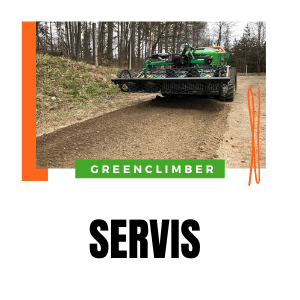 servis greenclimber